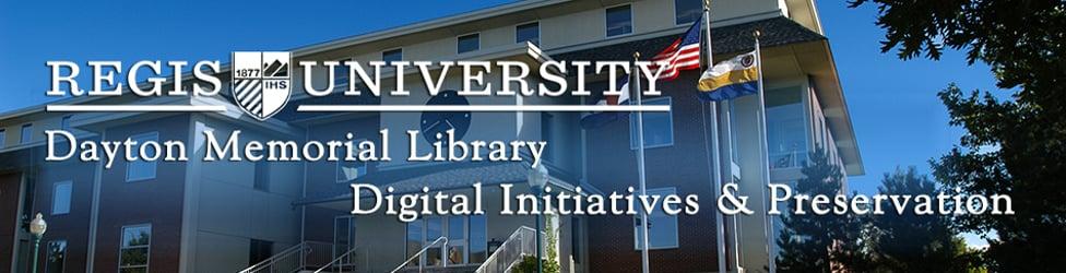 Dayton Memorial Library Digital Initiatives & Preservation
