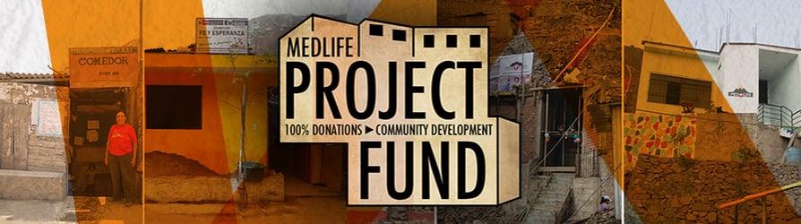 MEDLIFE Project Fund