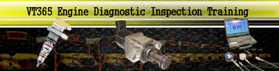 International VT365 Engine Diagnostic Inspection Training.