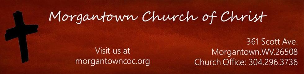 Morgantown Church of Christ Sermon Videos