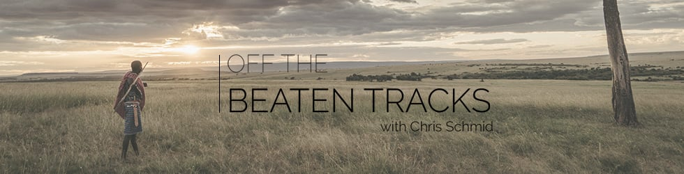 Off the beaten track with Chris Schmid