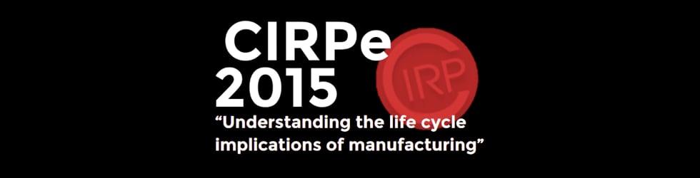 CIRPe 2015 on Vimeo