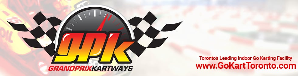 Toronto Indoor Go Karting | Grand Prix Kartways | (647) 496-2888.