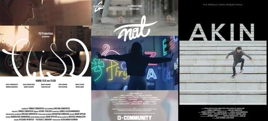 Films G-COMMUNITY by G-SHOCK