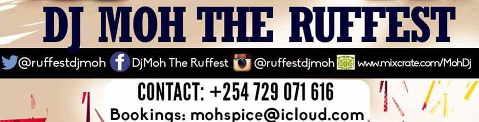 Dj Moh The Ruffest - Massacre Video Mix Vol 06(Reggae