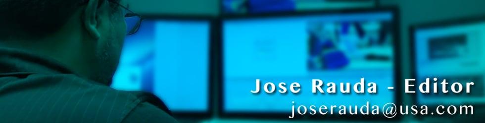 Jose Rauda - Editor