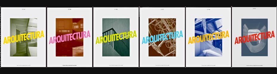"""""""FACE TO FACE"""" Revista ARQUITECTURA (COAM)"""