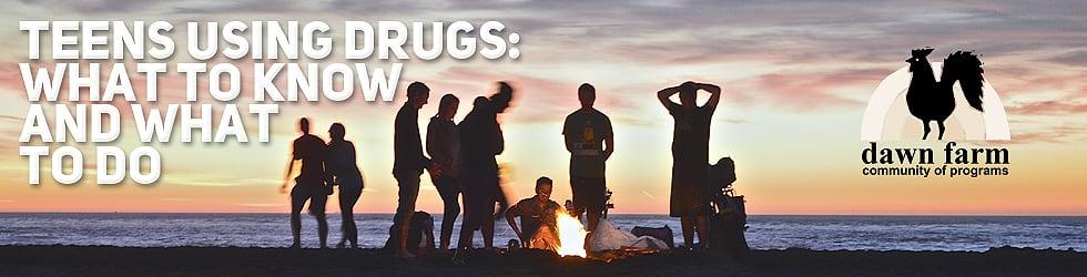 Teens Using Drugs