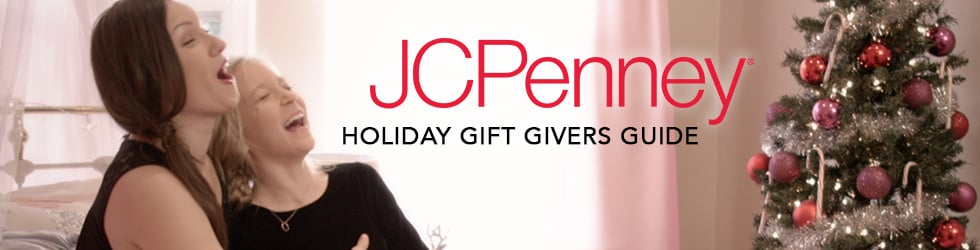 """JCPenney """"The Perfect Gift"""""""