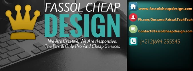 Fassol Cheap Design