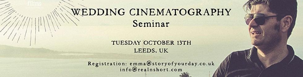 REAL&SHORT® Leeds Seminar