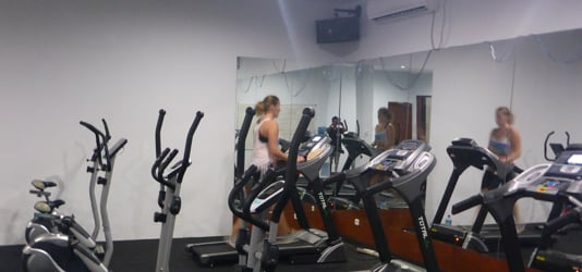 GiliFit Gym And Fitness