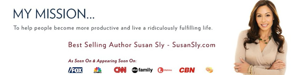 Step Into Your Power™ with Susan Sly