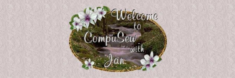 CompuSew with Jan