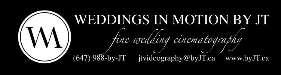 Weddings in Motion by JT