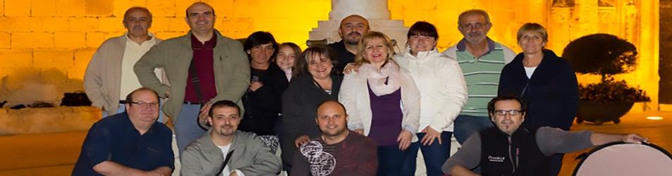 Entrevistas del Grupo Vico
