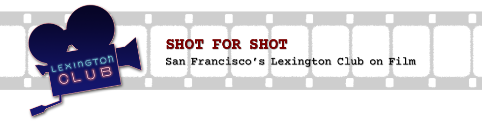 Short films shot at San Francisco's iconic lesbian & queer bar (1997-2015)