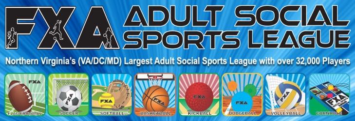 FXA Adult Sports Videos