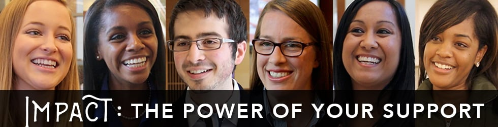 Impact: The Power of Your Support