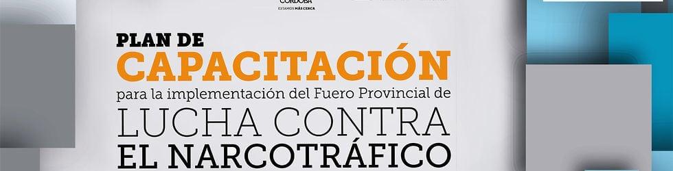 FUERO DE LUCHA CONTRA EL NARCOTRÁFICO 2012