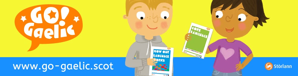 Go!Gaelic - Gaelic language learning in Scotland