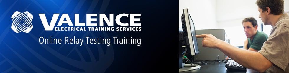 Online Relay Testing Training