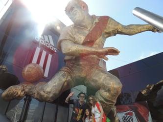 La Estatua de Labruna
