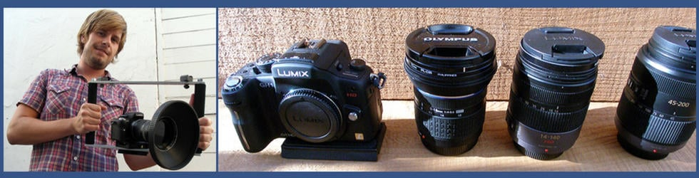 GH1- Panasonic Lumix GH1 Videos
