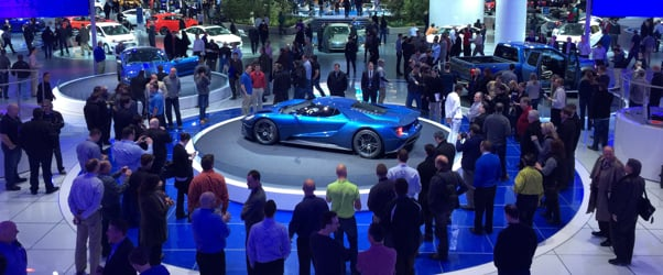 Ford Auto Shows Periscope Videos