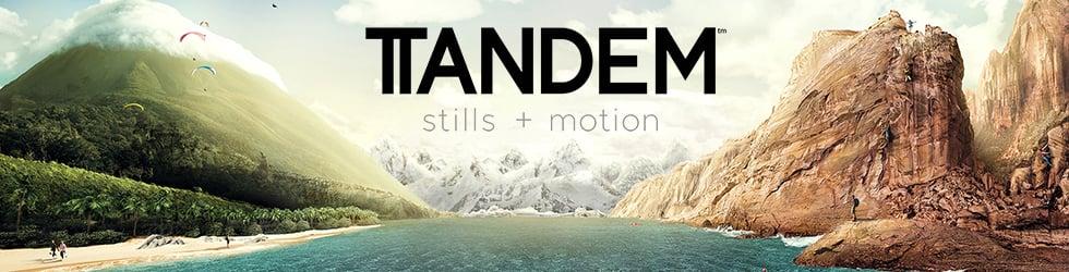 Tandem Stills + Motion