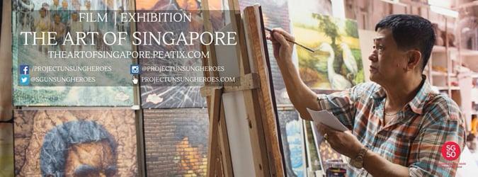 The Art of Singapore