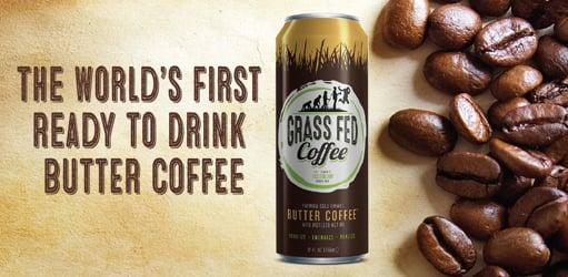Grass Fed Coffee Kickstarter