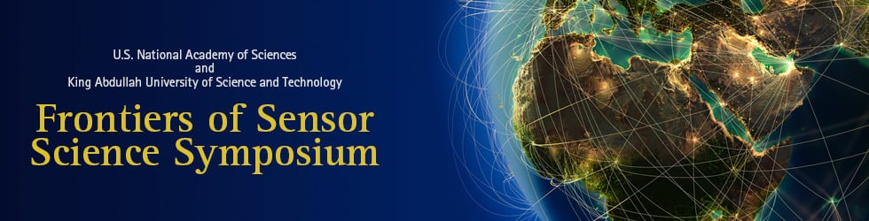 Frontiers Symposium for Sensor Science, Engineering & Medicine  at KAUST