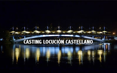 Casting Locuciones Castellano
