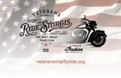 Veterans Charity Ride to Sturgis