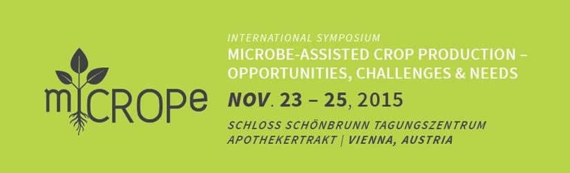 MICROPE Symposium, Vienna, Nov 23-25 2015