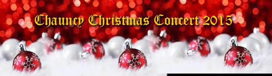 Chauncy Christmas Concert 2015