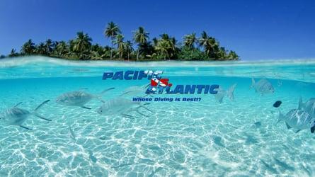 Pacific vs. Atlantic Diving
