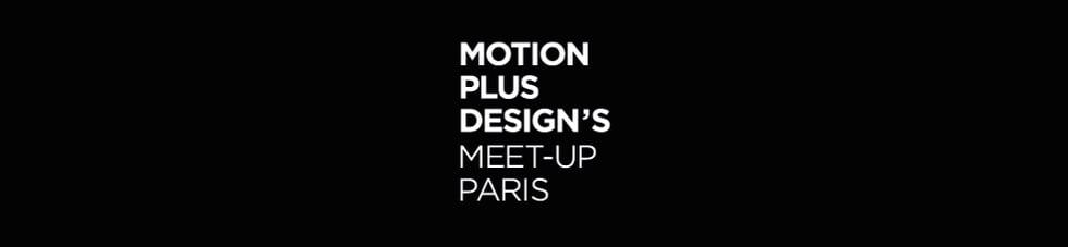 Motion Plus Design's Meet Up