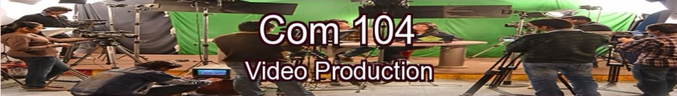 Communications Video Production Projects