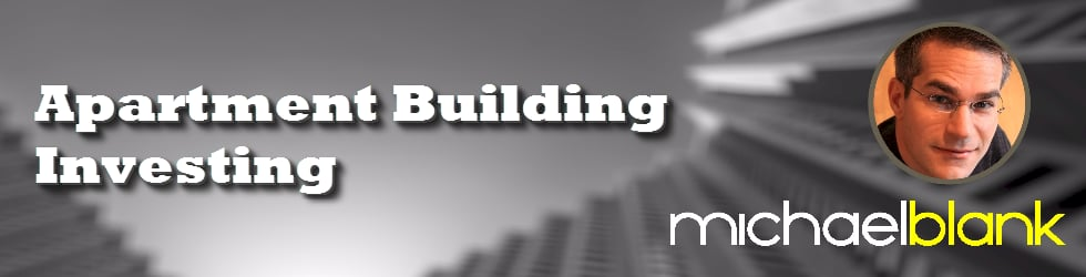 Apartment Building Investing with Michael Blank