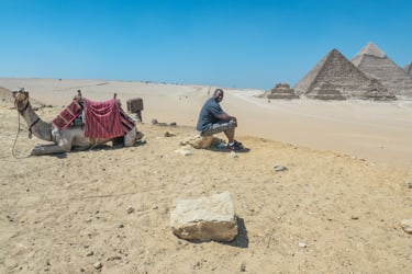 Jameel Pugh Travel Videos