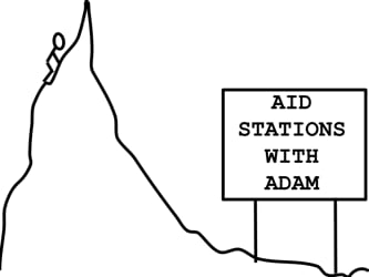 Aid Stations with Adam channel