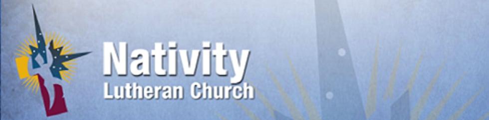 Nativity Lutheran - Sunday Services