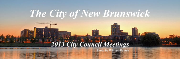 2013 City Council Meetings