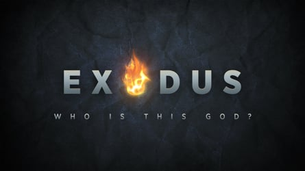 Exodus : Who Is This God?