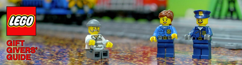 LEGO Gift Givers Guide