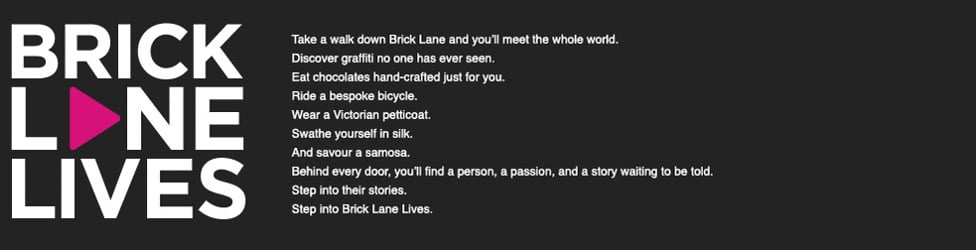 Brick Lane Lives