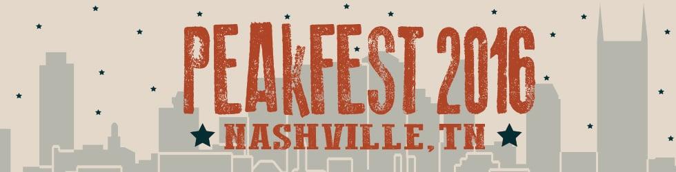 Peakfest 2016 Leadership Conference