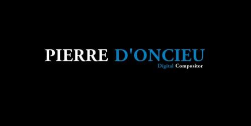 Pierre D'oncieu - Portfolio